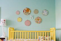 Baby Room/ Nursery / Furniture, Prints, Decor, Bedding - you name it, I pin it. Planning for our baby boy's room. / by Emily Flores