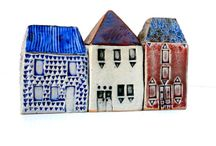 Ceramic buildings