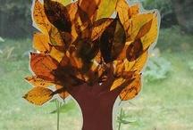 Kunstuntericht Herbst