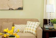 Living Room / by Karen Hackett