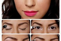 Make up Trendy Tips / Tips de maquillaje para todas nuestras seguidoras  http://www.facebook.com/ilovetrendy.co http://ilovetrendyblog.wordpress.com/  I am trendy, I Love Trendy