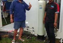 Pemasangan Filter Air Vittera / Filter Air Vittera Terbukti 100% Atasi Masalah Air di Seluruh Indonesia