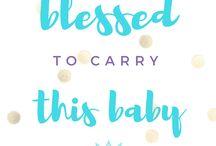 pregnancy affirmations