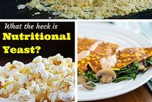 Nutritional yeast & recipes