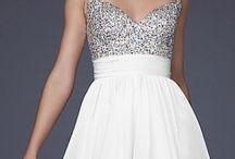 Clothing - evening dresses