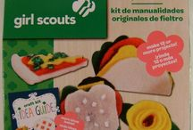 Girl Scout Crafts / Girl Scout Crafts