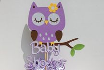 Baby shower ideas / by Leslie Mazzei