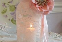 Beautiful Centerpieces & Table Decor