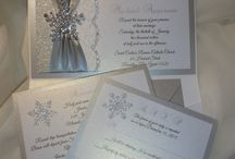 Snowflake Invite Ideas
