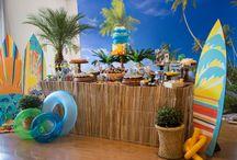 Surf decor
