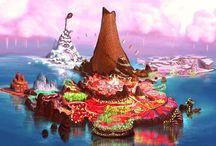 TT comp Candy land