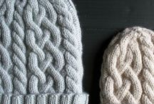 Knitting patterns Beanies