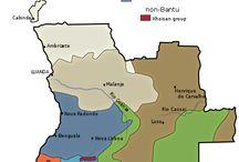 Ethnic of Angola