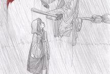 Fanart, Fandoms, & Random Drawings