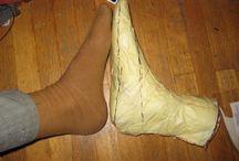 skates ice / Schaatsen schoen en het maken daarvan