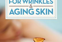 skin, body and anti aging care