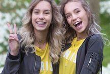 Lisa and Léna ❤️