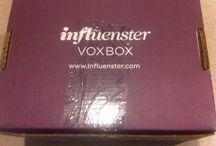 Influenster Maple VoxBox / Have some reviews!