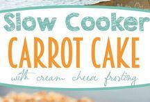 Crockpot dessert