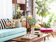 Living room / by Kristen Burchfield