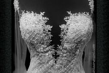Anastasia Aravani Wedding Dresses / Elegant wedding dresses, crafted with precious materials and love