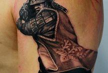 tattoo victor