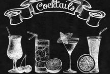 cocktails carte