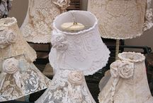 Lampshades / Lace