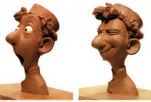 Stylized Maquettes