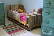 wood/pallet projects