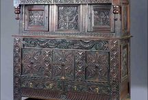 tudor and jacobean furniture