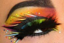 Eyes, Nails & Hair