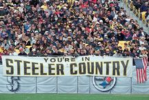 PITTSBURGH STEELERS / by Deborah Nichols