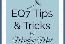 EQ7 tips/tricks