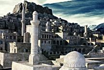 Around Turkey