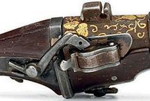 макеты пистолетов