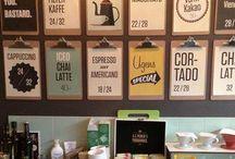 cafe decor