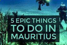 Want to go ~ Mauritius