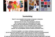 workshops groepen: teambuilding, onderwijs, kunst-culturele instellingen, familie en vrienden