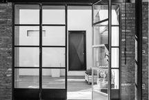 puertas metálicas exterior
