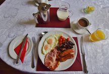 Farmhouse breakfasts