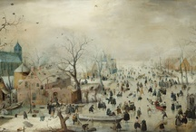 Paintings I like / This board includes my favorite paintings I saw at exhibitions or in museums