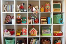 vintage Fisher Price toys / by Marilyn Saunders