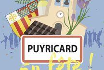 Concours Puyricard - Design Graphique