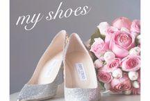 ウェディングシューズ* Wedding Shoes