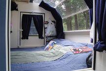 Teardrop camper ideas / by Kayla Henness