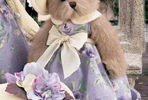 Teddy Bears / Bearington bears / by Helen Richards
