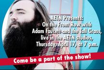 Be More Involved. / Join AETN as we launch initiatives and host events across the state of Arkansas! / by AETN TV