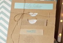 Packaging / Branded packaging for photography and business
