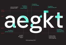 · Typography ·